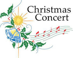 Image result for christmas concert clip art