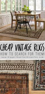 how to search for vintage rugs learn how to sort and find vintage