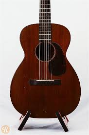 Martin 0 17 1930s Natural Price Guide Reverb