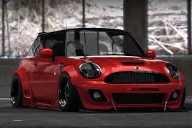 Must see: Liberty Walk body kit for Mini Cooper R56 - North ...