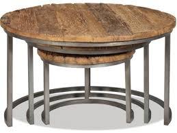Riverside Tania <b>3</b>-<b>Pc</b>. Nesting <b>Coffee Tables</b> 934848 - Talsma ...