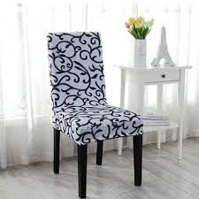 Unique Bargains Stretch Dining Chair Cover