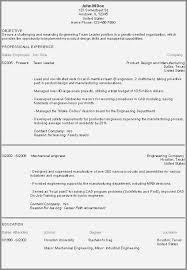 Sample Resume For Process Engineer 47 Lovely Sample Resume For Mechanical Production Engineer