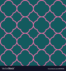Designing Repeat Patterns For Textiles Quatrefoil Seamless Repeat Pattern Design