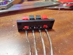 vu meter speakers 8 steps pictures step 5 wiring the speaker
