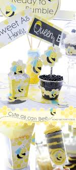 Bee Themed Birthday Chart Cute As Can Bee Honey Bee Party Ideas Big Dot Of Happiness