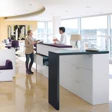 contemporary office. standing height office storage contemporary t