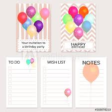 Your Invitation To A Birthday Party Birthday Cards With