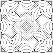 Small Picture Winsome Design Pattern Coloring Pages For Adults Rosette Intricate