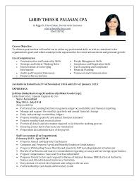 Sample Resume For Fresh Graduate Best Resume Sample Resume Skills ...