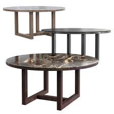 round coffee table salvatori span by