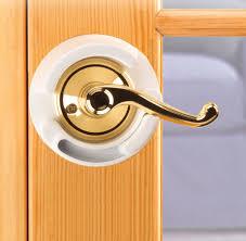 Baby proof door knob – Door Knobs