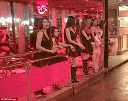Red light tv babe thai
