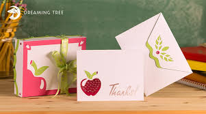 Electronic Thank You Card Free Thank You Card And Box Svg