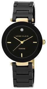 Наручные <b>часы ANNE KLEIN</b> 1018BKBK — купить по выгодной ...