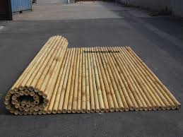 Balcony Fence engineering information bamboo rolled fences fencing panels 6260 by xevi.us