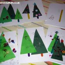 Easy Christmas Ornament For Kids To Make Using Cupcake Liners And Christmas Card Craft Ideas