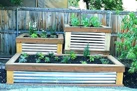 galvanized garden beds galvanized garden beds corrugated garden beds galvanized garden beds extraordinary ideas corrugated metal