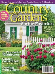 Kitchen Garden Magazine Subscription Breathtaking Country Gardens Magazine Stylish Design Country