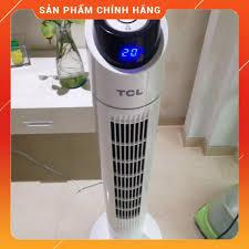 Quạt không cánh TCL - Quạt tháp TCL - Quạt ống TCL có khiển, hiển thị nhiệt  độ