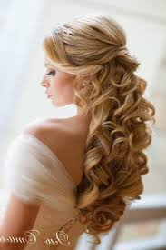 Coiffure Mariage Bouclee