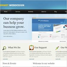 Website Design Templates Mesmerizing Smart Web Design Template Free Website Templates In Css Js