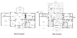 fancy small bi level house plans 27 plants ranch with wrap around porch