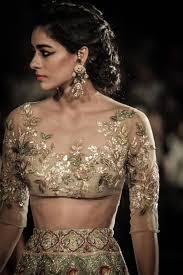 Manish Malhotra Designer Blouse Collection Manish Malhotra Indian Blouse Couture Week Blouse Designs