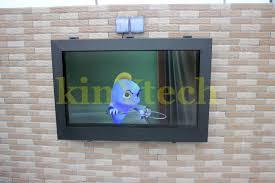 weatherproof outdoor tv enclosure fanciful tv enclosures decorating ideas 15
