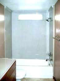 bathtub enclosure ideas bathtub surround surrounds tub walls 1 wall 2 knee this with over tile bathtub enclosure