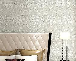 beibehang Wallpaper roll embossed 3D ...