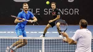 Jamie Murray & Bruno Soares Continue Turin Push In St. Petersburg | ATP  Tour