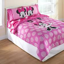 image of disney bedding sets minnie mouse king size