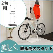 Cycle Display Stand plank Rakuten shop Rakuten Global Market Indoor bicycle stand 100 17