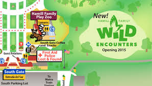 brookfield zoo map. Wonderful Zoo Print Out A Zoo Map To Brookfield