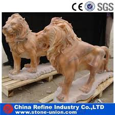 red marble lion statue for lion statue outdoor lion statue for garden marble statue of a lion lion sculpture sunset red polished marble handcraft