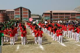 annual sports day celebrated by classes iii to v delhi public  annual sports day celebrated by classes iii to v
