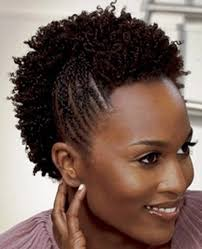 short african american natural hairstyles 2017 17