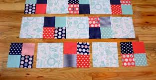 Big Block Quilt Patterns For Beginners Inspiration Big Block Quilt Patterns For Beginners Blogandmore