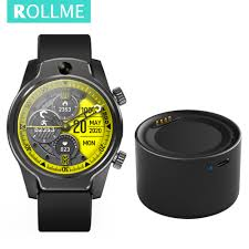 <b>Rollme S08 True IP68</b> Smart Watch 50M Waterproof 8MP Camera ...