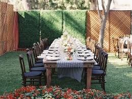 Small Picture Best 25 Home wedding receptions ideas on Pinterest Backyard