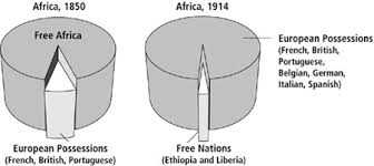 pearson prentice hall brief review in global history and  amount of african land controlled by europeans