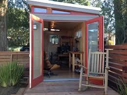 backyard home office. Stylist Inspiration Home Office Shed 13 Categories On Tiny Backyard