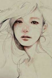 Image result for sad girl art