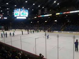 Santander Arena Section 114 Home Of Reading Royals