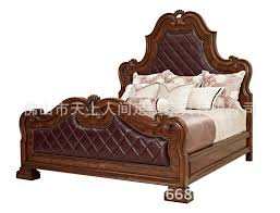 American Furniture American furniture direct professional custom factory carved wood old American Paint