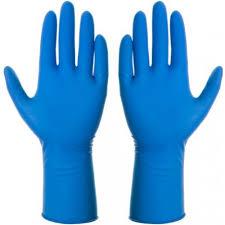 <b>Перчатки</b> нестерильные <b>латексные</b> смотровые <b>MANUAL</b> HIGH ...