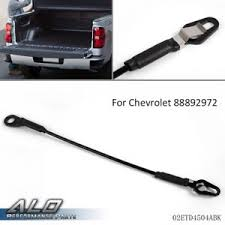 Details about Truck TailGate Tail Gate Rear Support Cable Strap For SILVERADO SIERRA PickUp