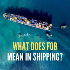what does fob mean in shipping usa
