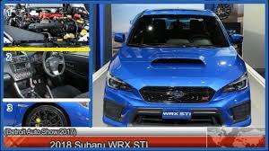2018 subaru sti interior. Exellent Interior 2018 Subaru Wrx Sti  Interior Engine Drive  Detroit Auto Show 2017   YouTube Intended Interior